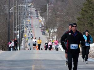 Peterborough half-marathon