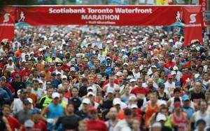 Toronto Waterfront Marathon